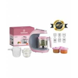 Totmeal Smart Baby Food Maker and Processor  - Pink