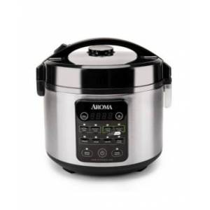 Aroma Arc-1126SBL 12 Cup Smart Carb Rice Cooker  - Stainless