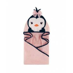 Vision Hudson Baby Animal Face Hooded Towel, One Size