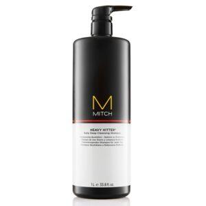 Paul Mitchell Mitch Heavy Hitter Deep Cleansing Shampoo, 33.8-oz, from Purebeauty Salon & Spa