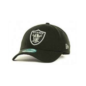 New Era Oakland Raiders First Down 9FORTY Cap