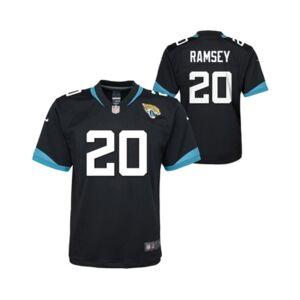 Nike Jalen Ramsey Jacksonville Jaguars Game Jersey, Big Boys (8-20)