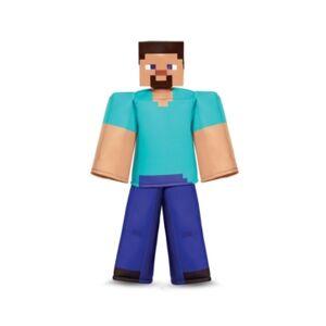Buyseasons Minecraft Steve Prestige Little and Big Boys Costume