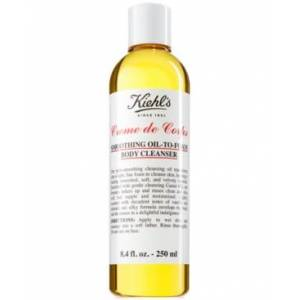 Kiehl's Since 1851 Creme de Corps Smoothing Oil-To-Foam Body Cleanser, 8.4-oz.