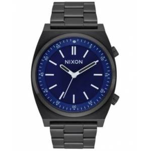 Nixon Men's Brigade Stainless Steel Bracelet Watch 40mm