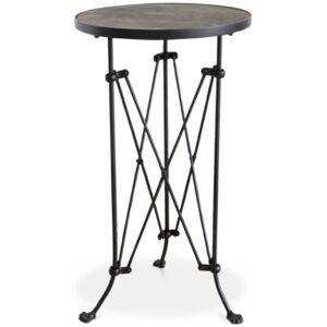 Studio Pine & Metal Table