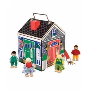 Melissa and Doug Kids Toy, Doorbell House