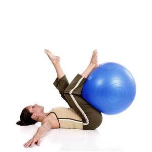 Gymball - Blue 65cm