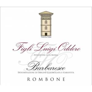 Luigi Oddero 2015 Barbaresco Rombone - Nebbiolo Red Wine