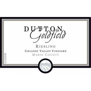 Dutton-Goldfield 2016 Chileno Valley Vineyard Riesling - White Wine