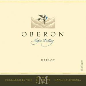 Oberon 2017 Merlot - Red Wine