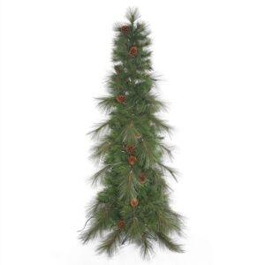 Vickerman 9' Big Cascade Pine Artificial Christmas Tree, Unlit