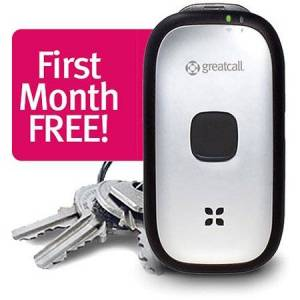 GreatCall 5Star Responder Wireless Personal Security Device