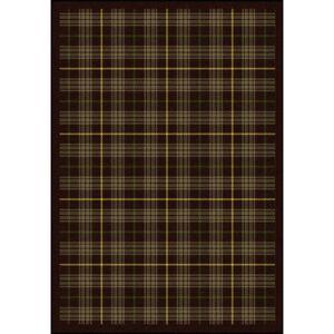 Joy Carpets Whimsy Bit O' Scotch Bark Brown