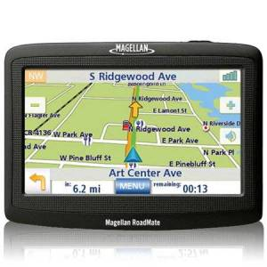 Magellan Refurbished Magellan RoadMate 1412 4.3-inch Automotive GPS w/ Turn-by-Turn Voice & Visual Guidance