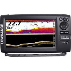 Lowrance Elite 9X CHIRP Sonar Only 83/200 455/800
