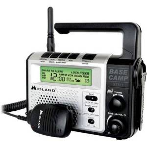 Midland Emergency Crank 2-way Radio