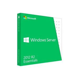 Microsoft Windows Server 2012 R.2.0 Essentials 64-bit - Complete Product - 2 CPU, 25 User