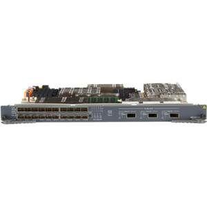 HPE - NET CLOUD & ARISTA ALU 7X50 3P 40GE 20P GE MOD 8 VPRN BNDL