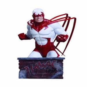 DC Direct Heroes of the DC Universe: Hawk Bust