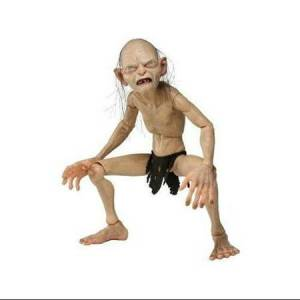 The Lord of the Rings Lord Of The Rings 1/4th Scale Figure Gollum