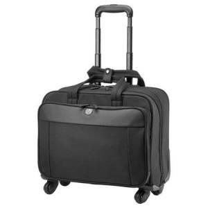 HP Business 4 Wheel Roller Case - notebook carrying case