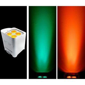 Chauvet Freedom Par Quad 4 Wireless LED Par White