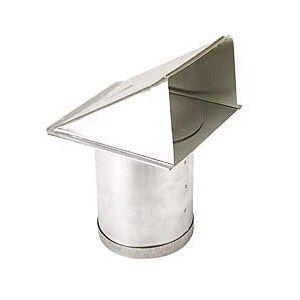 Broan WALL CAP F/ALUM DUCT