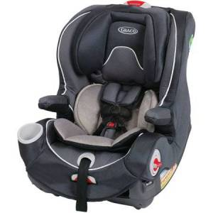 Graco Smart Seat All-in-One Convertible Car Seat, Rosin