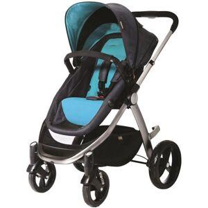 Mountain Buggy Cosmopolitan Buggy Stroller, Turquoise