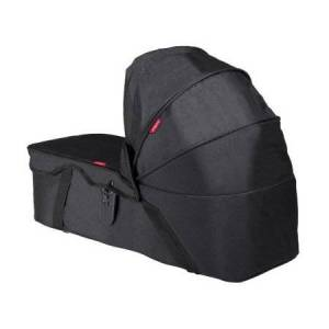 Phil and Ted phil Snug Carrycot for Dot and Navigator Strollers, Black