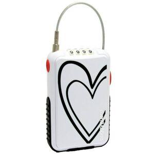 Buggygear Deco Heart Retractable Stroller Buggyguard