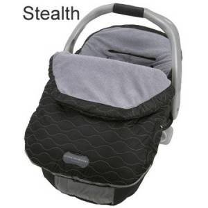 JJ Cole Urban Bundle Me - Infant - Stealth