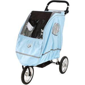 Generic Warm as a Lamb - Single Stroller Winter Coat Cover, Blue