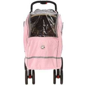 Generic Warm as a Lamb - Single Stroller Winter Coat Cover, Pink
