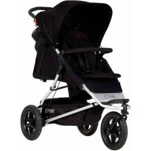 Mountain Buggy 2015 Plus One Inline Double Stroller
