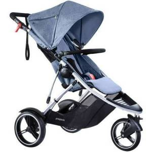 phil & teds phil Dash Inline Stroller
