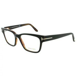 Tom Ford TF 5288 005 49mm Black/Brown Square Eyeglasses
