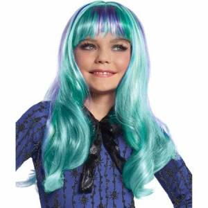 Monster Cable High Twyla Wig Child Halloween Accessory