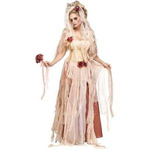 Generic Ghostly Bride Women's Adult Halloween Costume