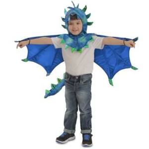 Princess Paradise Premium Hooded Sully Dragon Child Costume