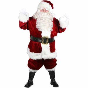 Generic Majestic Santa Suit Men's Adult Halloween Costume