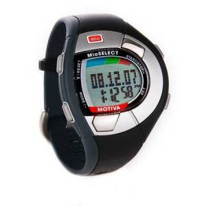 Mitac MIO Motiva Heart Rate Monitor Watch with Calorie Management System