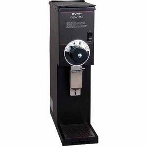 BUNN 22102.0000 Bulk Coffee Grinder, 2 Lbs, Black