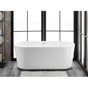"Finesse Accent 59"" x 28"" Freestanding Acrylic Soaking Bathtub"