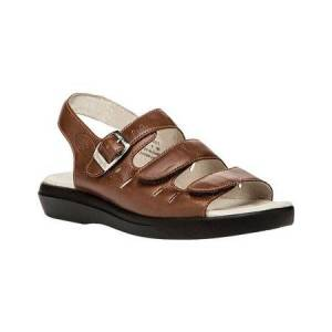 Propet Breeze - Sandals - Women's - Teak Brown
