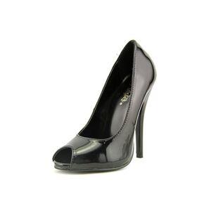 Pleaser Domina-212 Peep-Toe Synthetic Heels