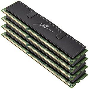 PNY XLR8 16GB (4 x 4GB) DDR3 1866MHz (PC3 15000)240-pin CAS CL9 Quad Channel Desktop Memory Module Kit- MD16384K4D3-186