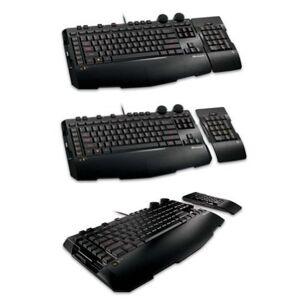Microsoft Sidewinder X6 Gaming Keyboard with USB Port
