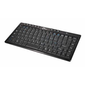 SIIG Wireless Ultra-Slim Multimedia Mini Keyboard